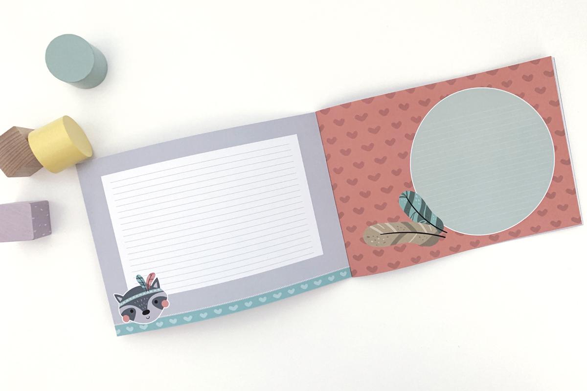 Kindersprüche / Erinnerungssprüche Büchlein