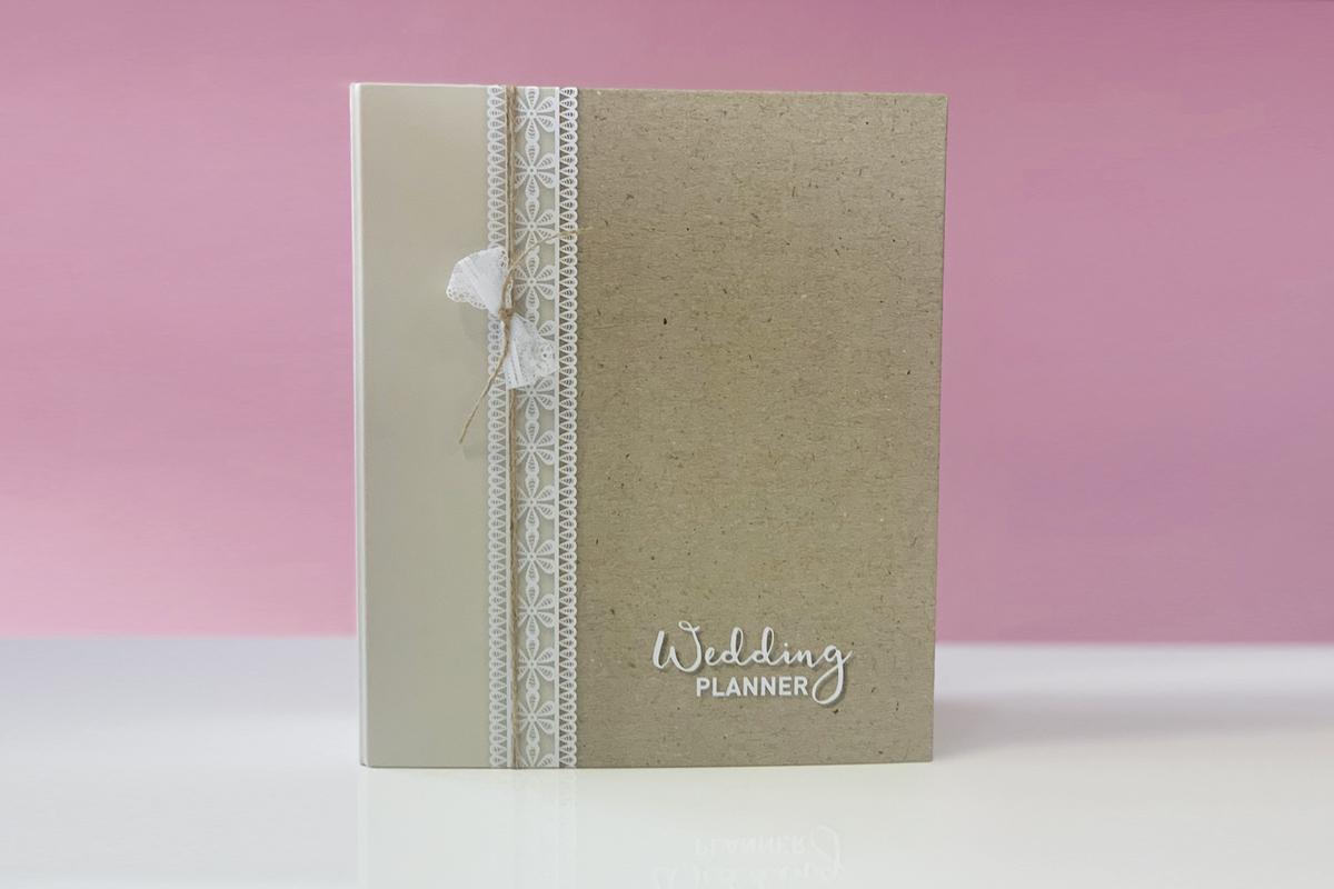 Hochzeitsplaner / Hochzeitsordner / Weddingordner - Boho